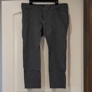 EUC Merona Cropped Pants